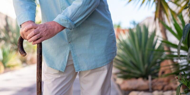 Mobilité chez les personnes âgées